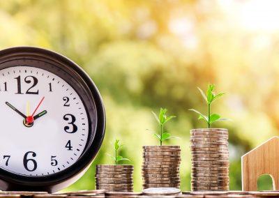 Deposito de ahorros programados